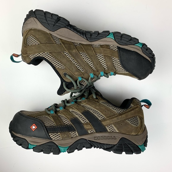 3f2be8f2ee Merrell composite toe work shoes